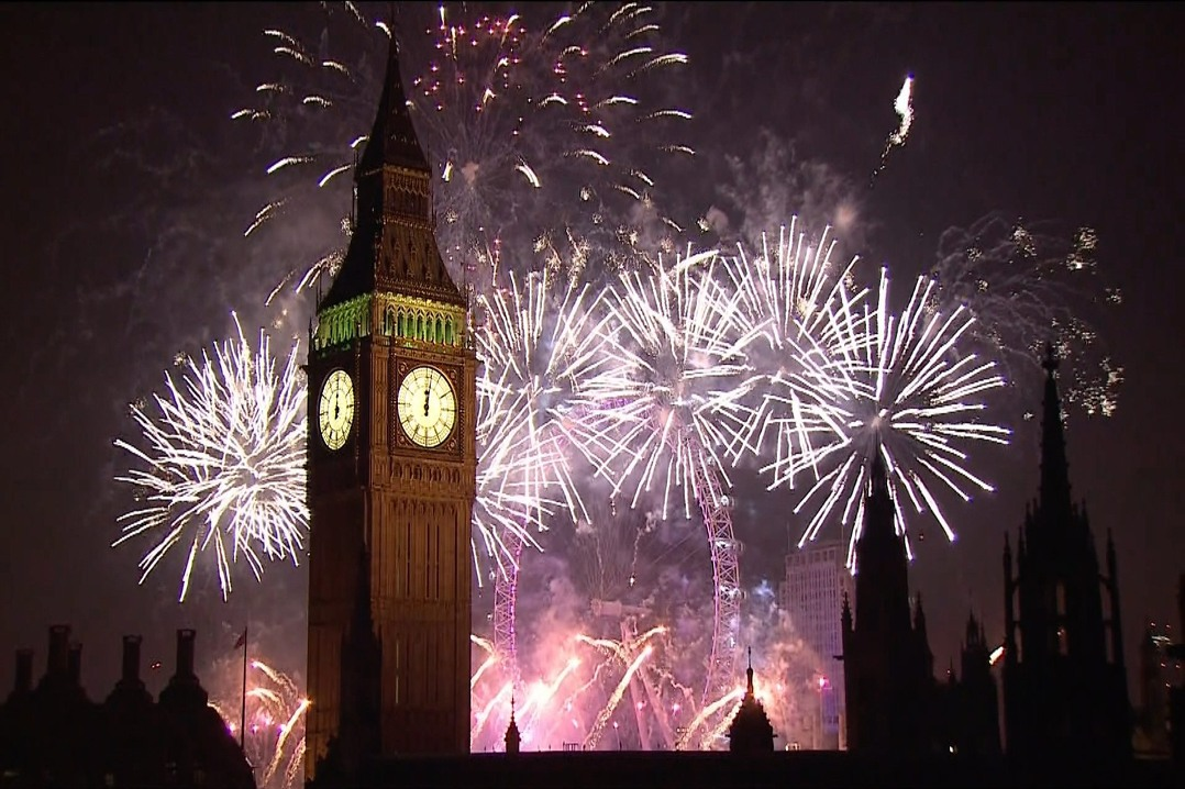 new year celebrations from around the It was reported over the weekend that police chiefs have said fewer officers will  be on duty during the new year's eve celebrations despite four.