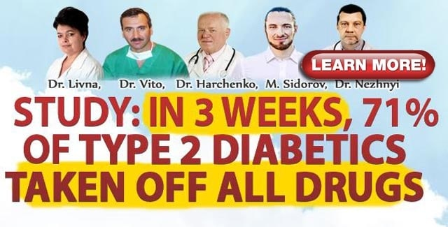 The Diabetes Breakthrough !